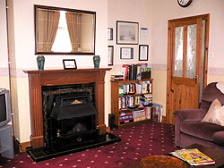 lounge, Station Cottage Acle